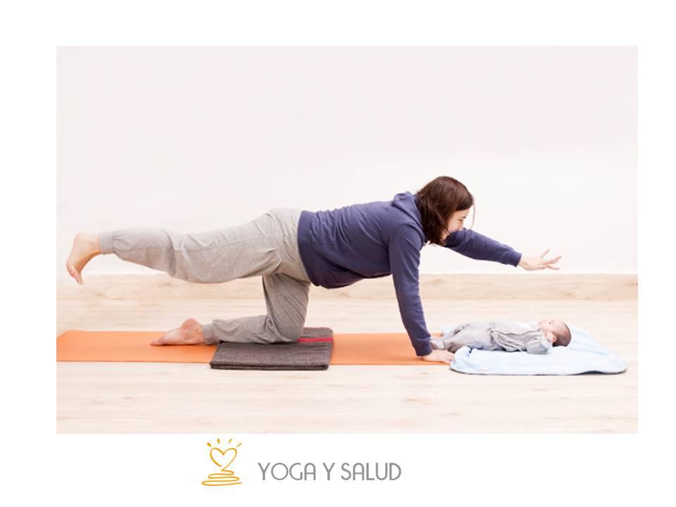 yoga mamas con bebes ensanche de vallecas