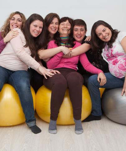 Fotografías en el embarazo