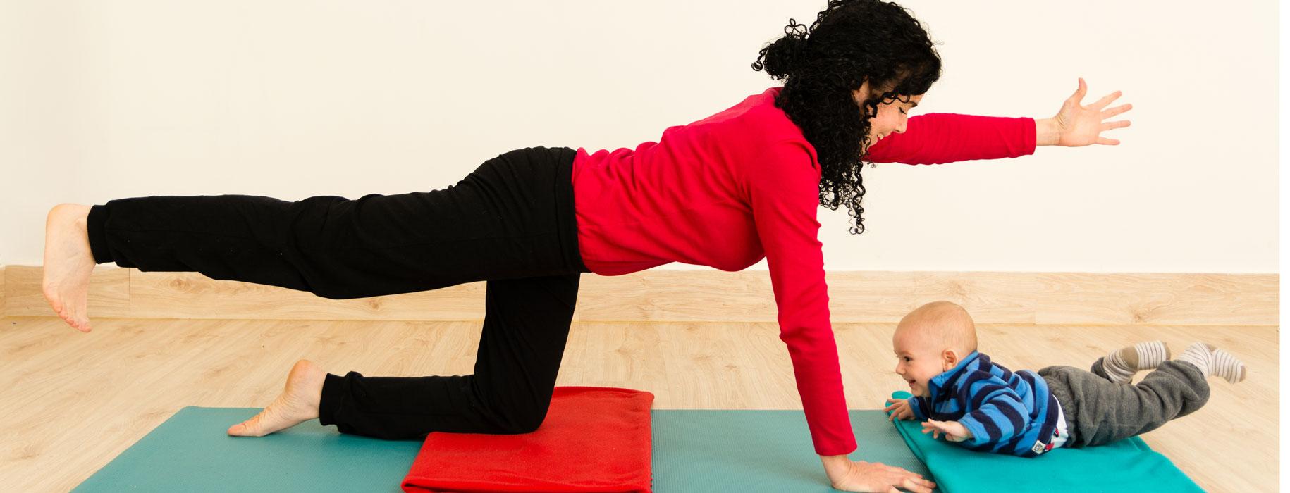Yoga Postparto Vallecas