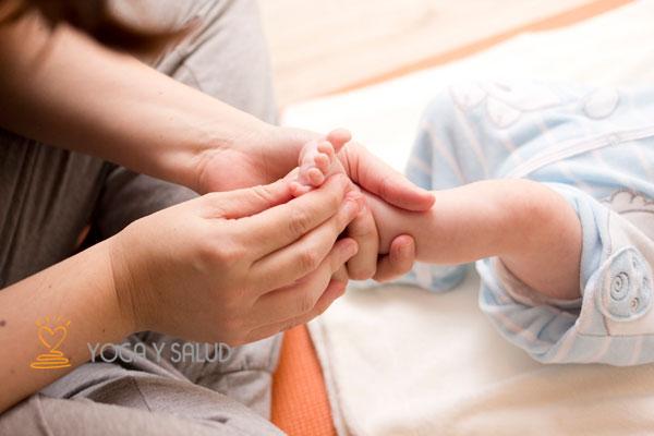 Reflexologia Infantil