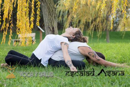 Yoga entre Dos