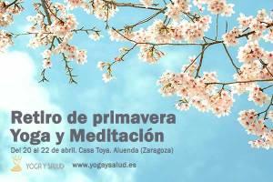 Retiro de Yoga Primavera