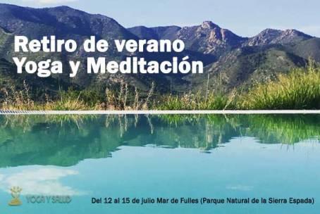Retiro de Yoga y Meditación en Verano