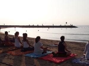 Retiro yoga julio