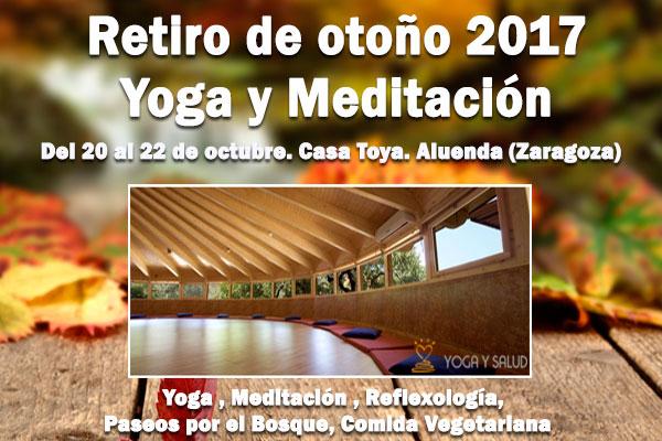 Retiro de yoga octubre