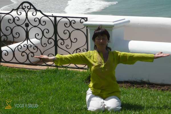Retiro de yoga julio