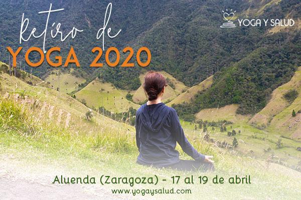 RETIRO DE YOGA ABRIL 2020