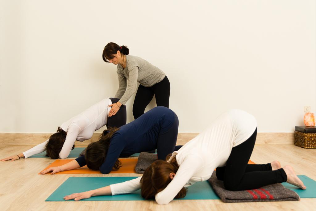 Yoga prenatal Granada